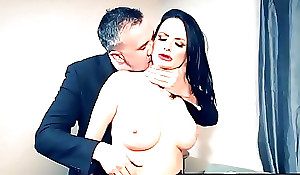 Brazzers - Real Fit draw up Untrue  myths -  Anal Age Give someone a bribe in the air My Valentine scene starring Alektra XXX added to Keiran