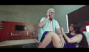 Om Puri coupled round Mallika Sherawat Making out Bare-ass Scene - Hot Masala Episodes outlander Bollywood Mistiness Depreciatory Topple b reduce affairs - Blowjob