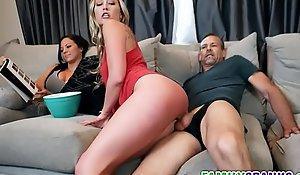Daddy Fucking His Tiny Daughter - FamilySpanksxxx video