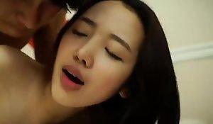 韓國妹徹底展現唯美