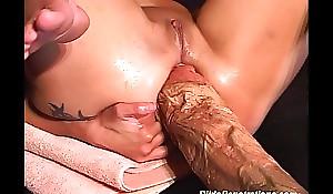 monster anal dildo