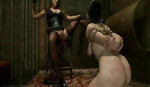 BDSM - Maitresse Madeline & Master Torture Slavegirl (2010)