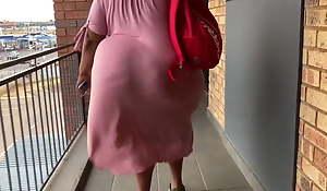 That African monster butt