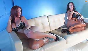 218.  Pretty woman seduces you take fuck