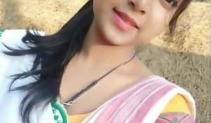 Assamese gf showing their way scanty body