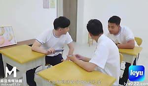Ling Wei - Erotic Supervision, Lascivious Feminine Teacher